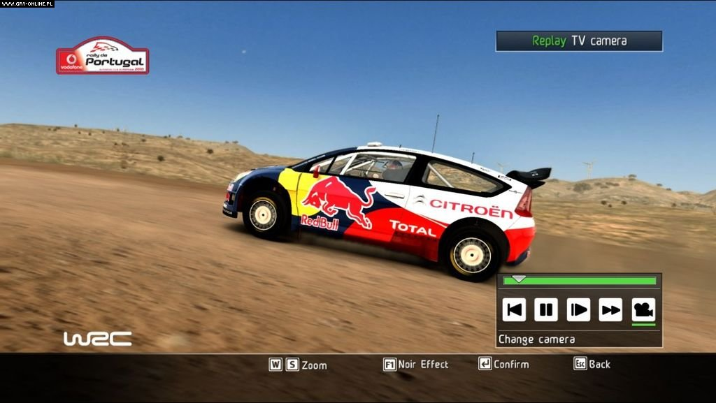 Screenshots gallery - WRC: FIA World Rally Championship, screenshot 11 / 118