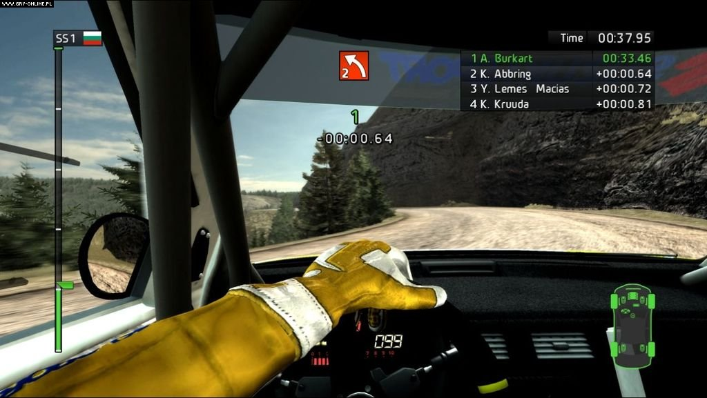WRC: FIA World Rally Championship PC Games Image 9/118, Milestone, Black Bean Games