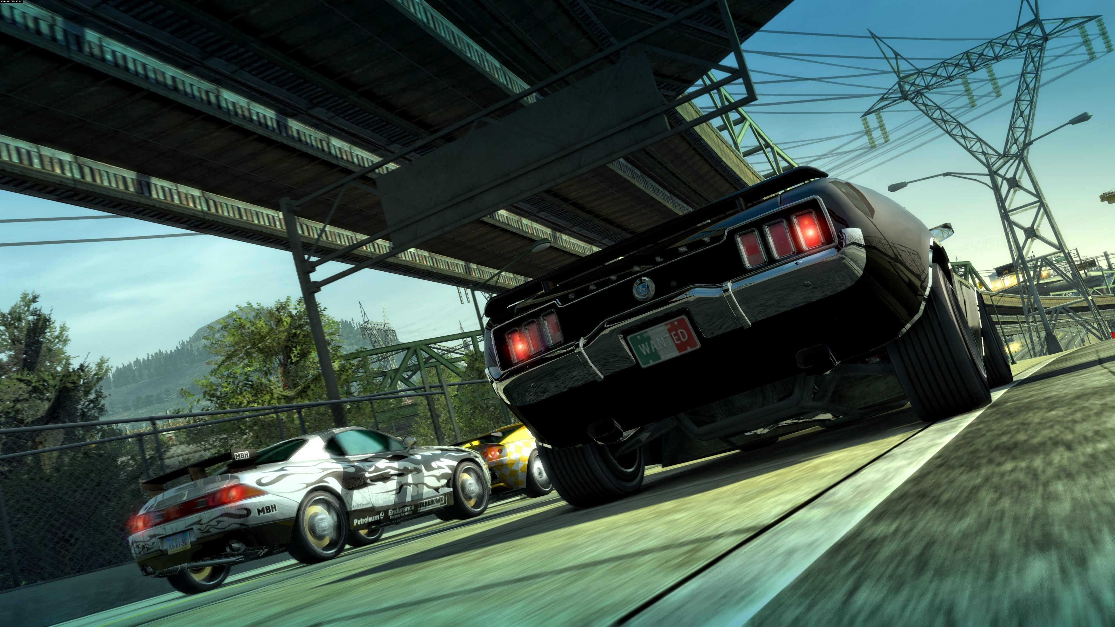 Burnout Paradise Remastered PC, PS4, XONE Gry Screen 7/8, Stellar Entertainment, Electronic Arts Inc.