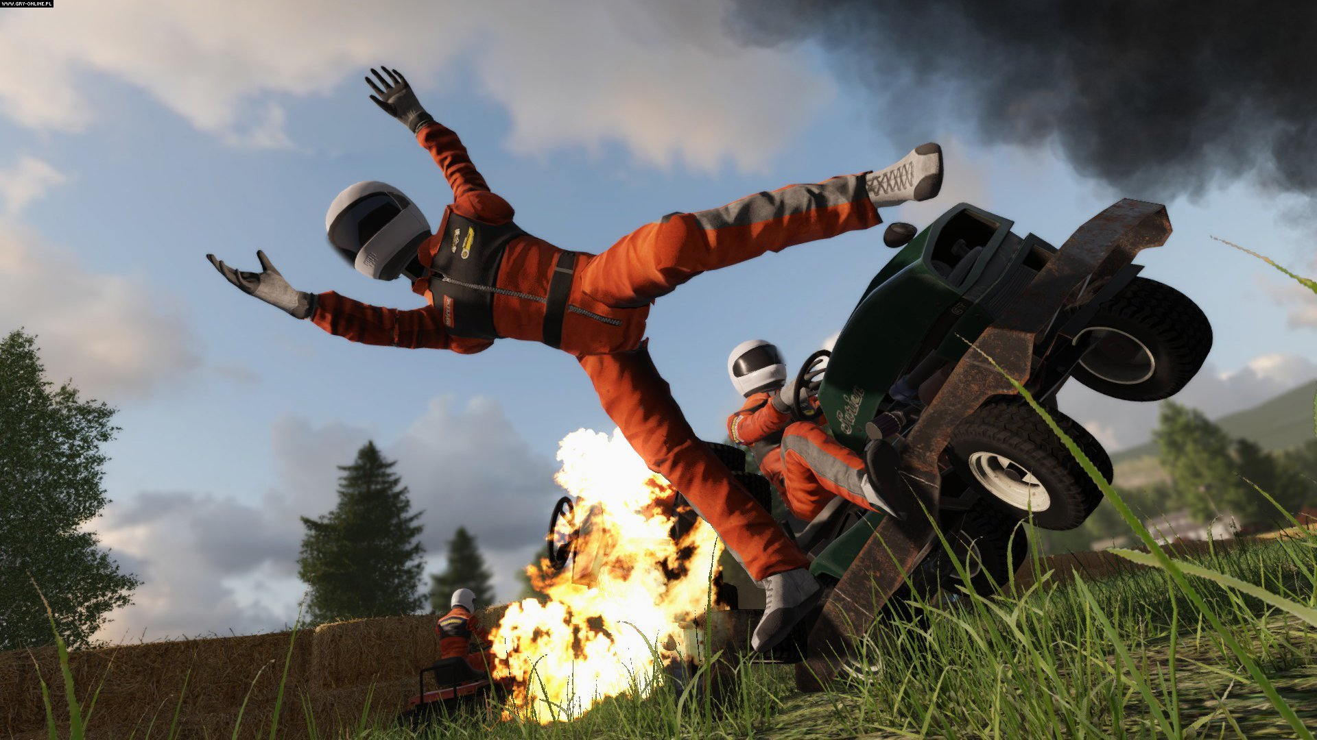 Wreckfest PC, PS4, XONE Games Image 11/71, Bugbear Entertainment, THQ Nordic / Nordic Games