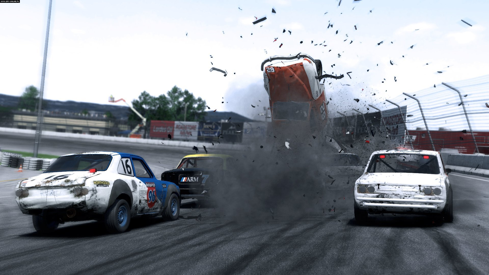 Wreckfest PC, PS4, XONE Games Image 10/71, Bugbear Entertainment, THQ Nordic / Nordic Games