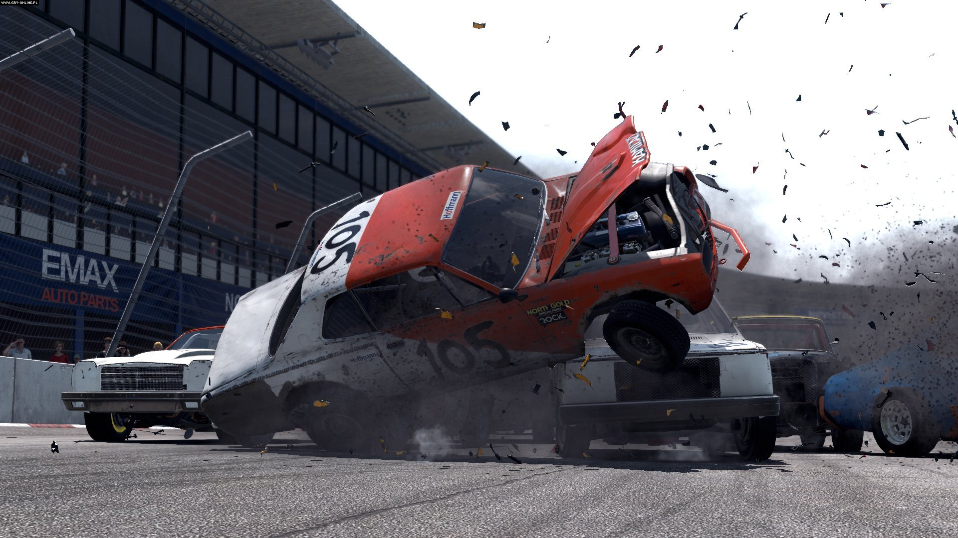 Wreckfest PC, PS4, XONE Games Image 6/71, Bugbear Entertainment, THQ Nordic / Nordic Games