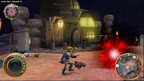 Jak and Daxter: Zaginiona Granica PSP Gry Screen 60/83, High Impact Games, Sony Interactive Entertainment