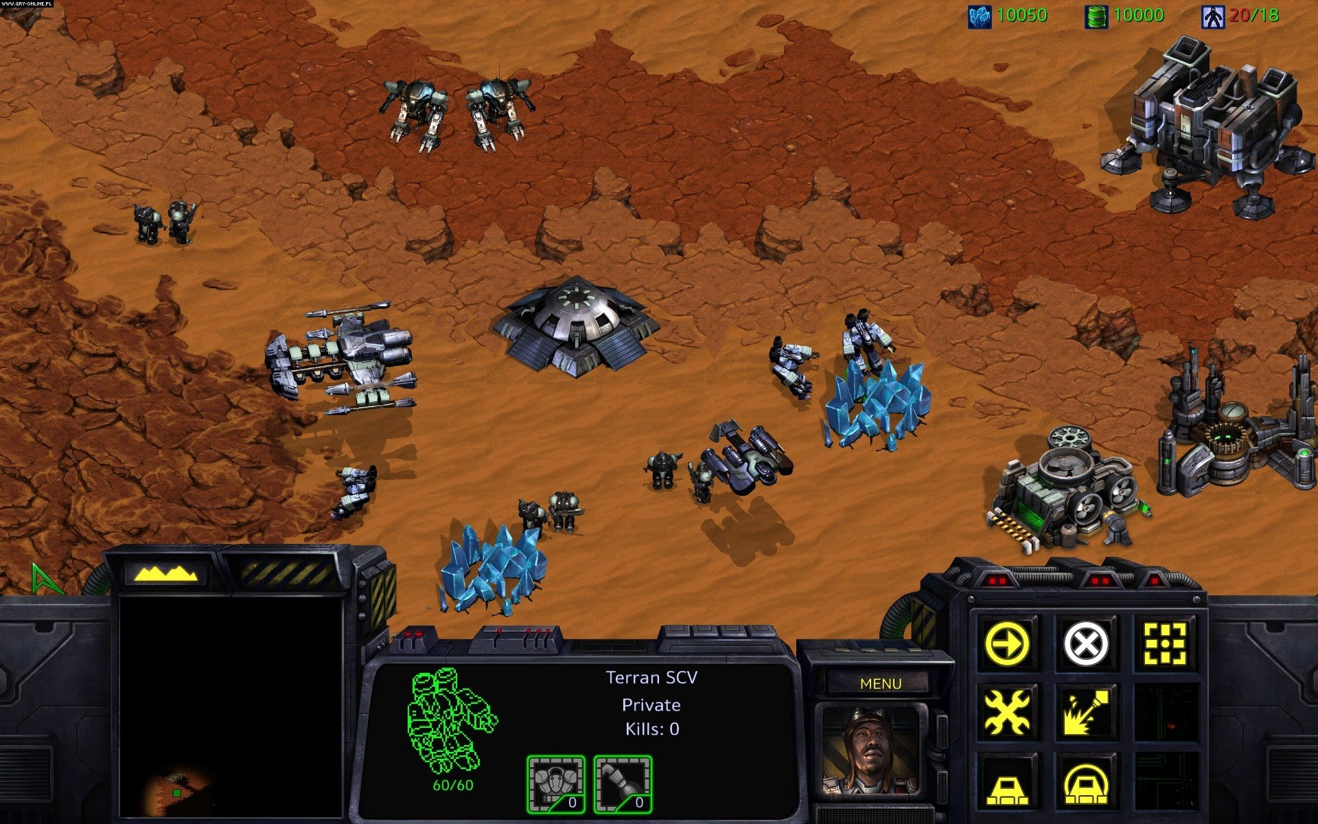 StarCraft: Remastered PC Gry Screen 12/15, Blizzard Entertainment
