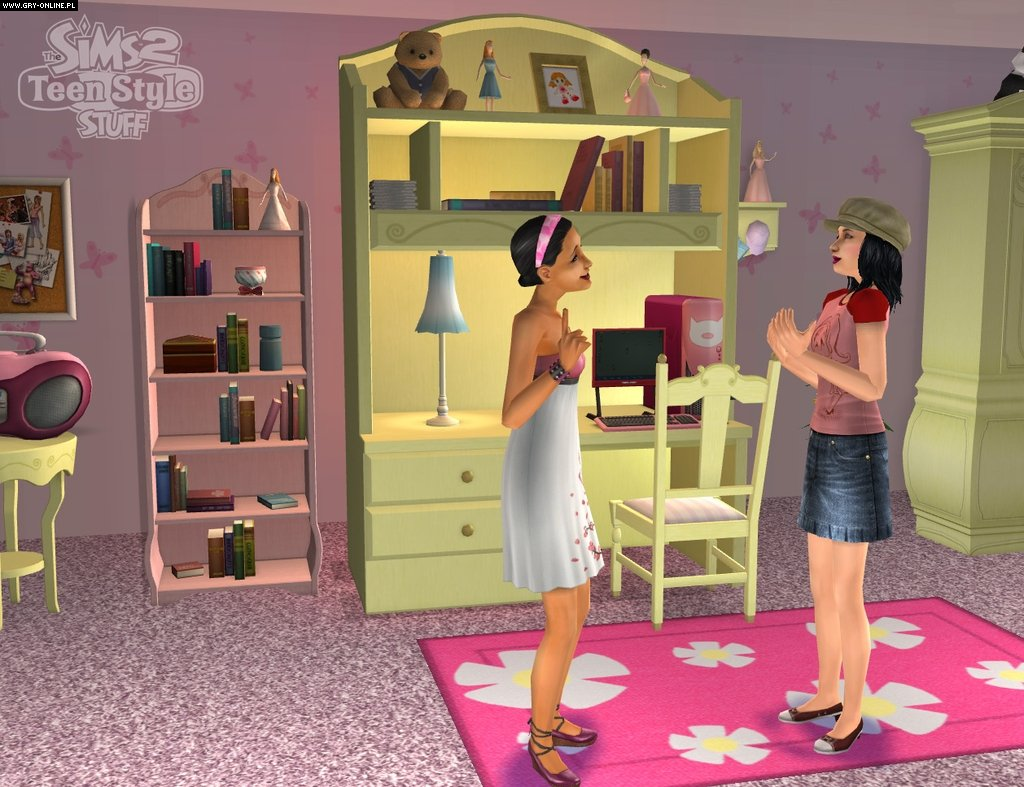 Teen Style Stuff Video Game 76
