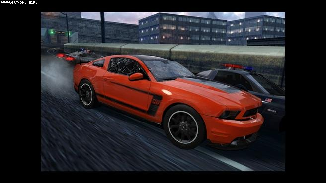 Need for Speed: Most Wanted AND, iOS Games Image 5/72, Criterion Games, Electronic Arts Inc.