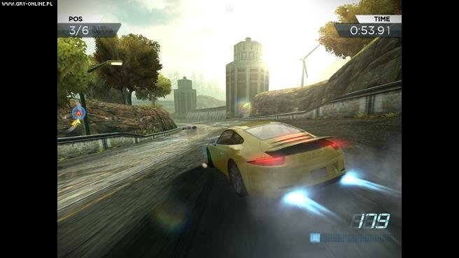 Need for Speed: Most Wanted AND, iOS Games Image 2/72, Criterion Games, Electronic Arts Inc.