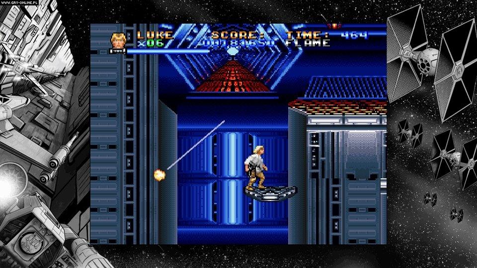 Ps4 Games Science Fiction : Super star wars screenshots gallery screenshot