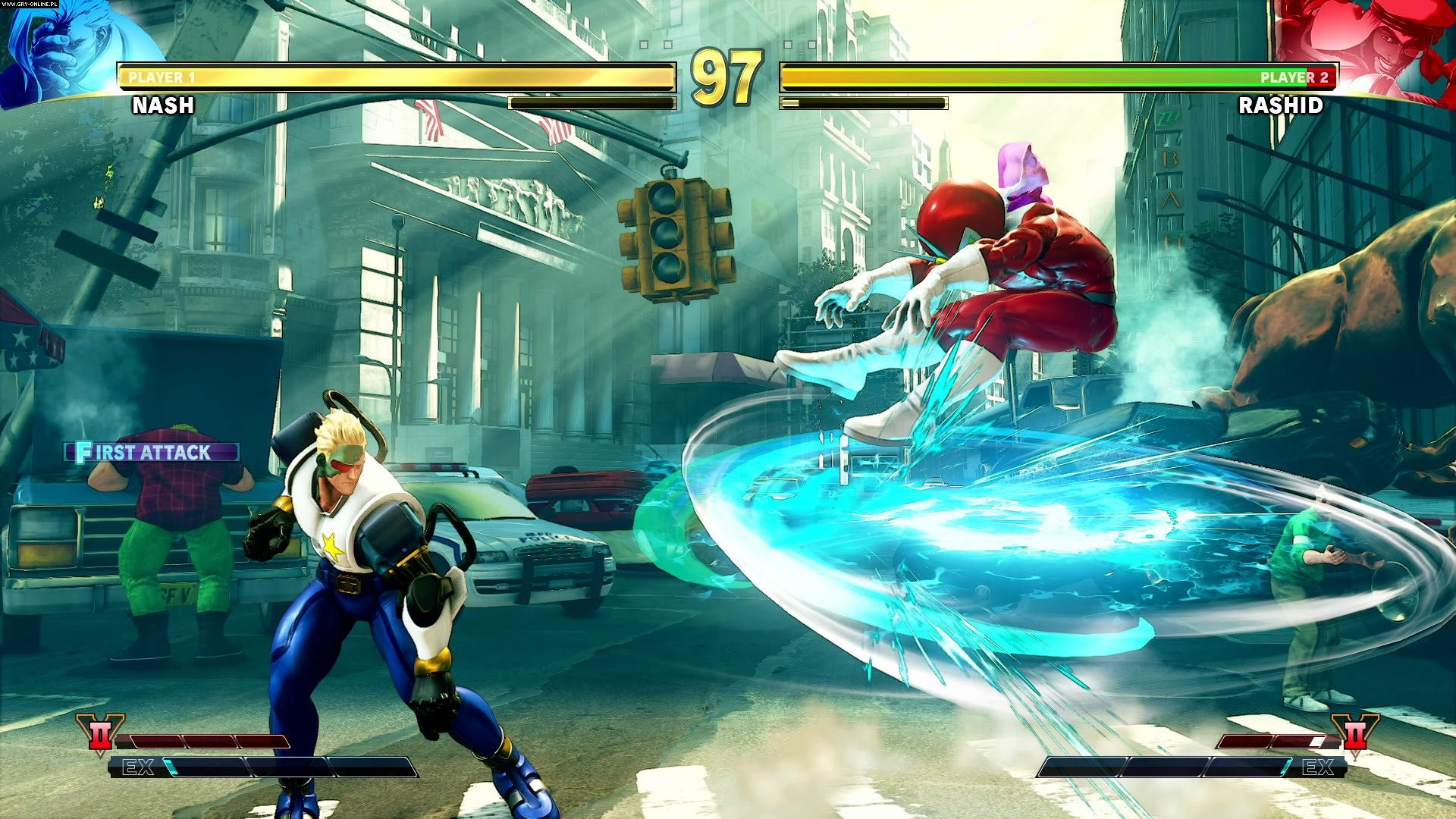 Street Fighter V: Arcade Edition PC, PS4 Gry Screen 86/107, Capcom