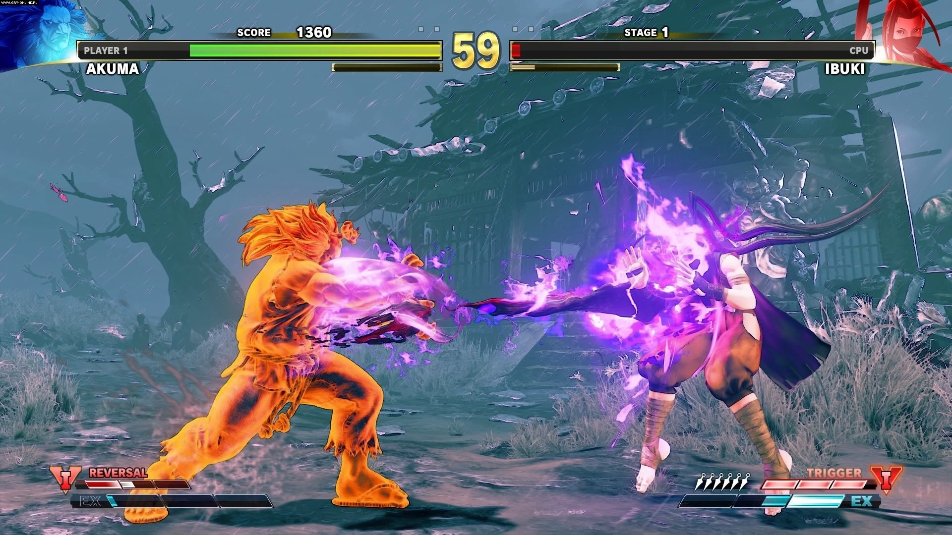 Street Fighter V: Arcade Edition PC, PS4 Gry Screen 73/107, Capcom