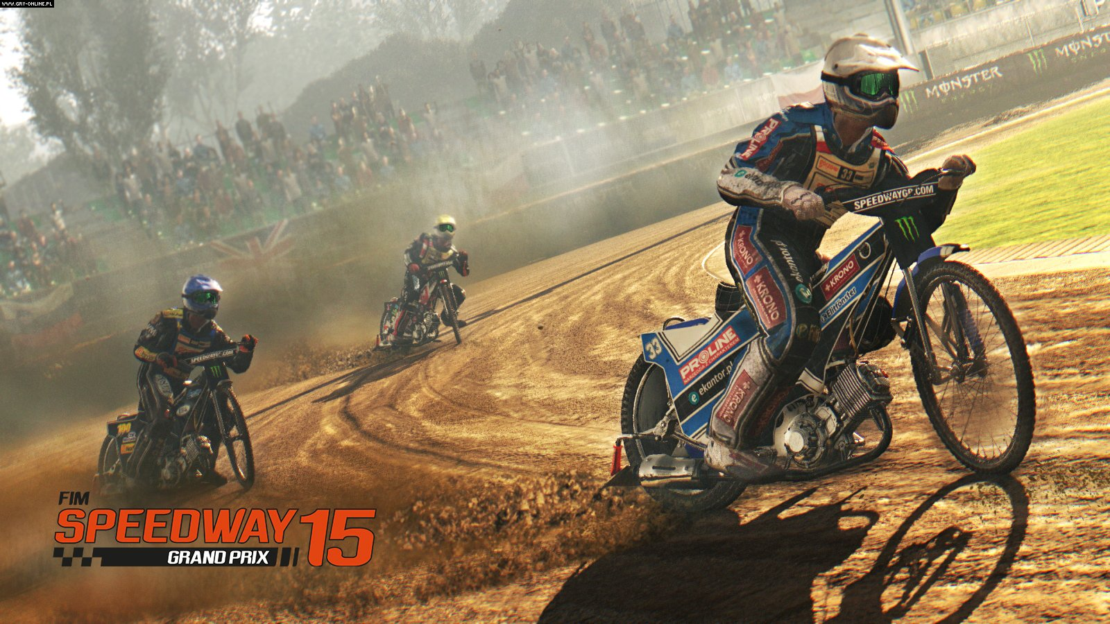 FIM Speedway Grand Prix 15 PC Gry Screen 10/10, Techland, Techland Publishing