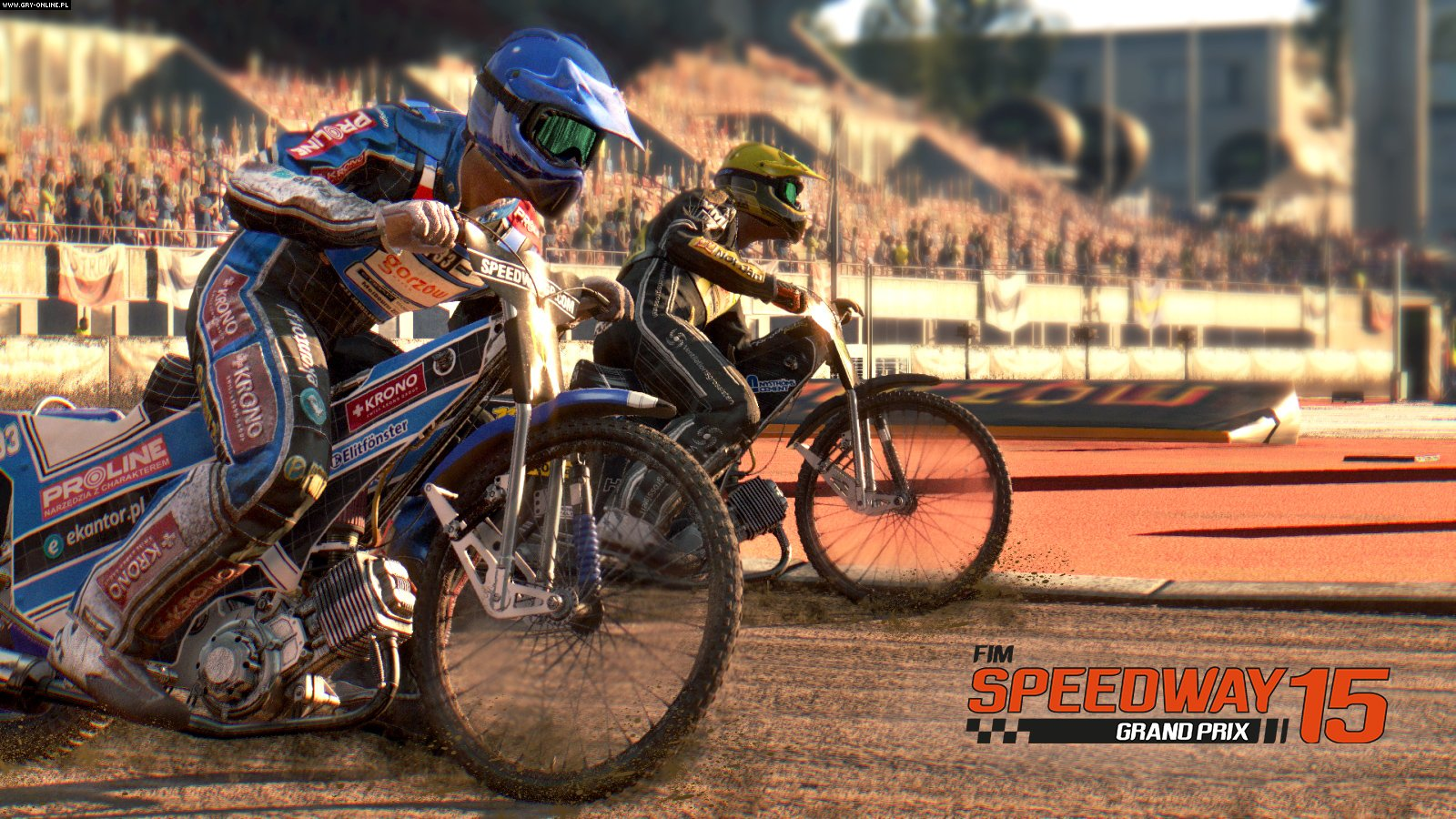 FIM Speedway Grand Prix 15 PC Gry Screen 9/10, Techland, Techland Publishing
