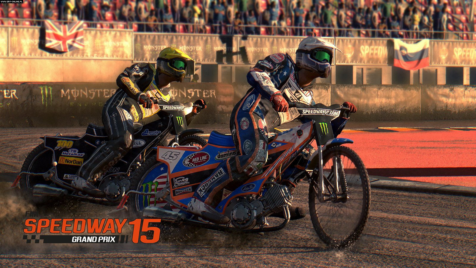 FIM Speedway Grand Prix 15 PC Gry Screen 7/10, Techland, Techland Publishing