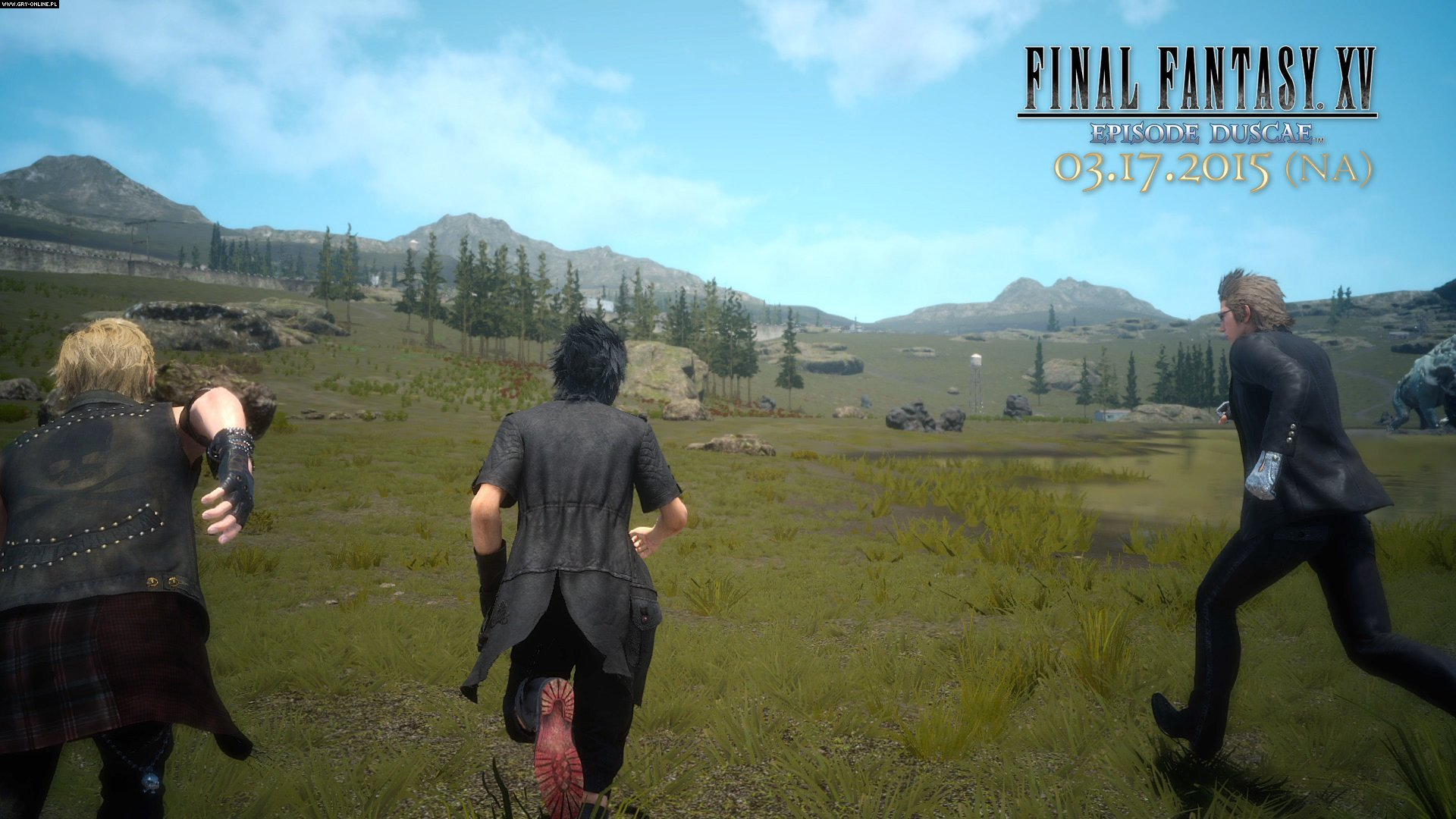 Final Fantasy XV PS4, XONE Gry Screen 173/393, Square-Enix / Eidos
