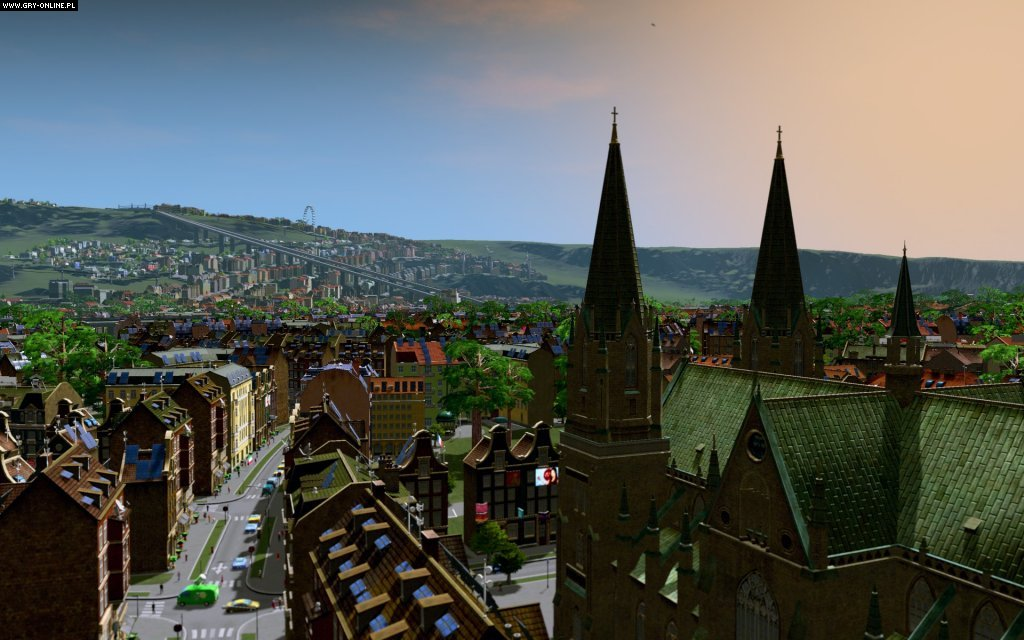 Cities: Skylines PC Gry Screen 6/42, Colossal Order, Paradox Interactive
