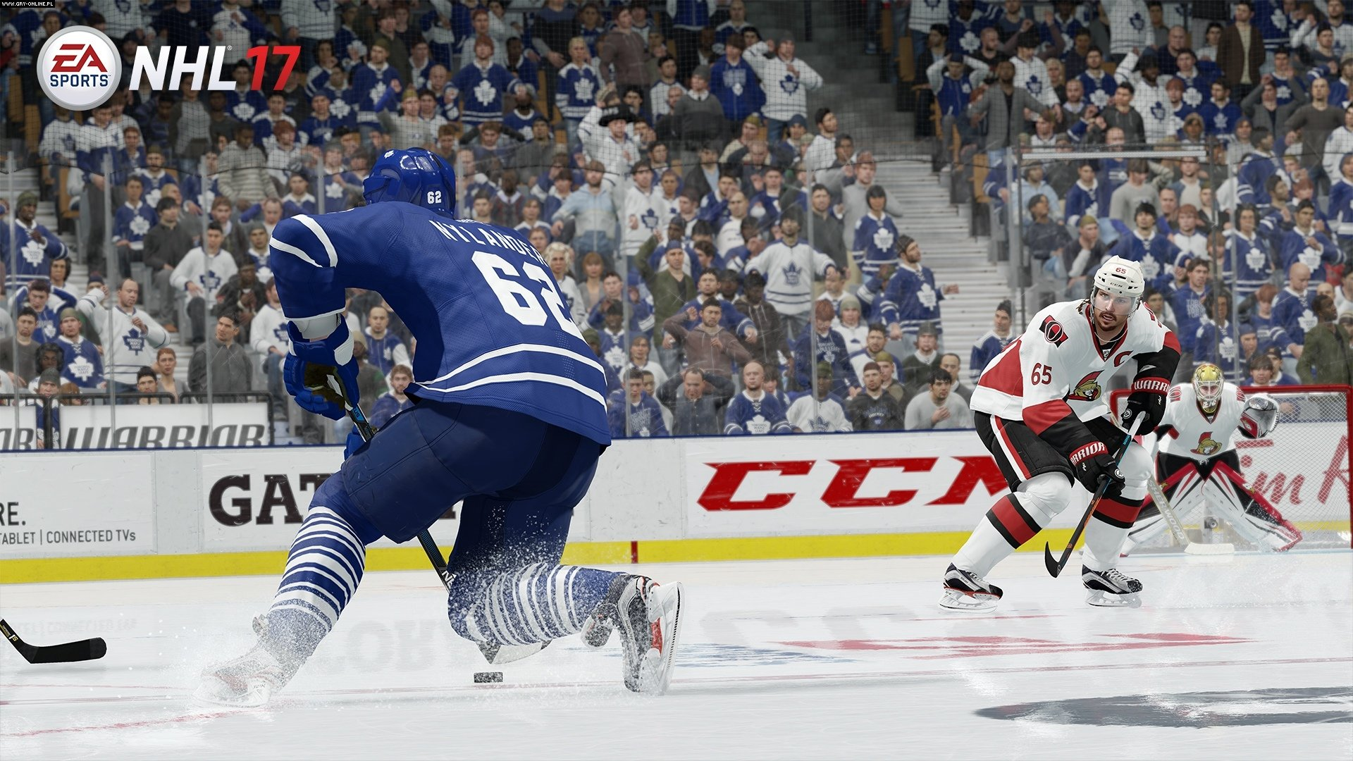 NHL 17 PS4, XONE Games Image 2/7, EA Sports, Electronic Arts Inc.