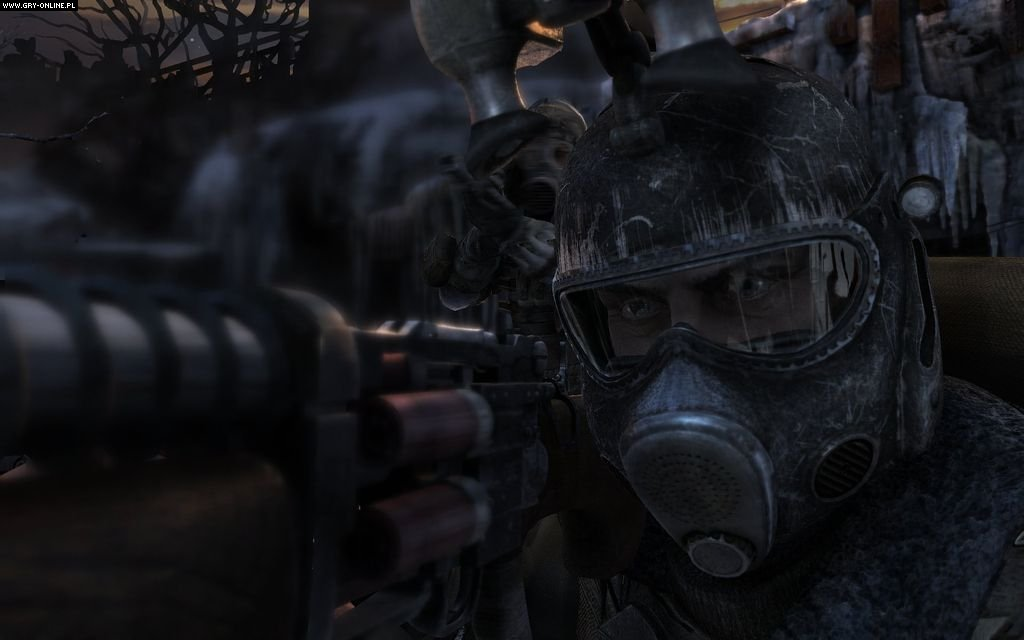 Metro 2033 PC Gry Screen 3/35, 4A Games, THQ Inc.