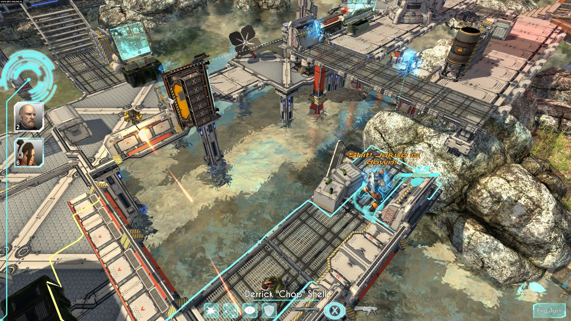 Shock Tactics PC Games Image 9/9, Point Blank Games, EuroVideo Medien