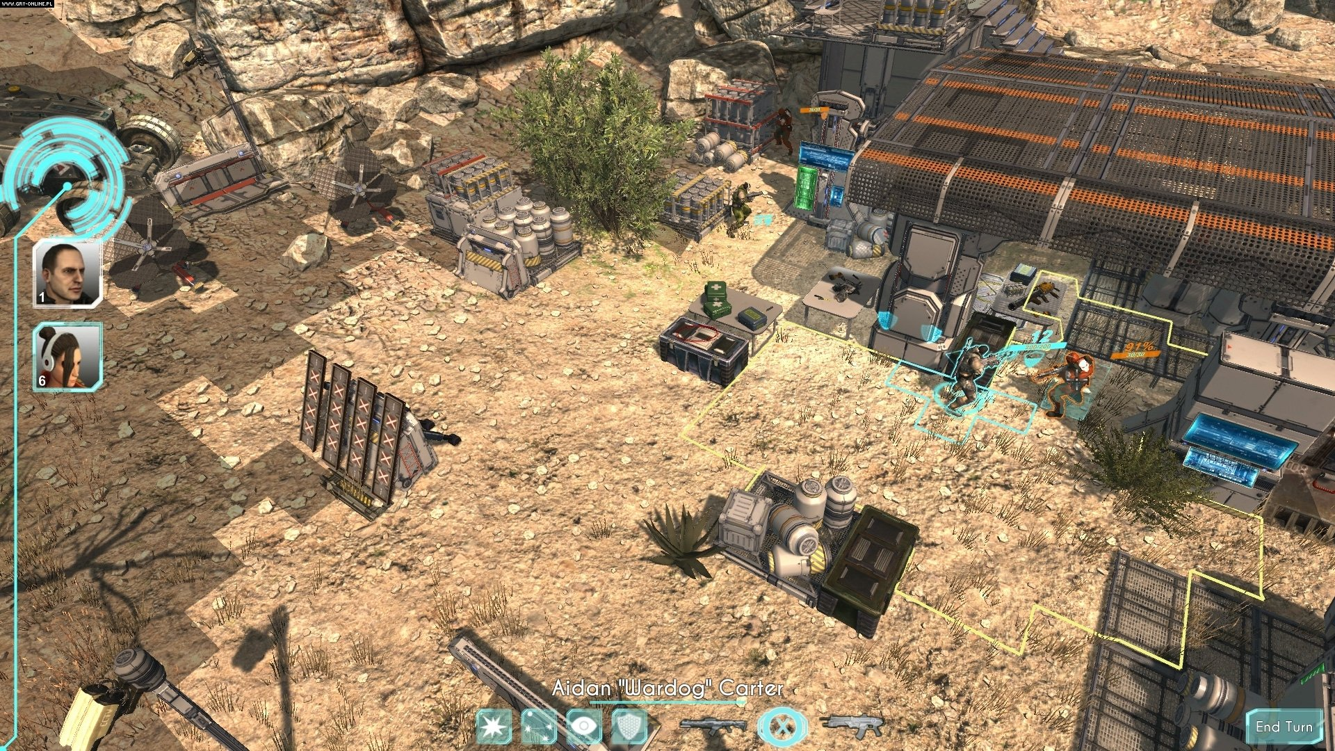 Shock Tactics PC Games Image 8/9, Point Blank Games, EuroVideo Medien