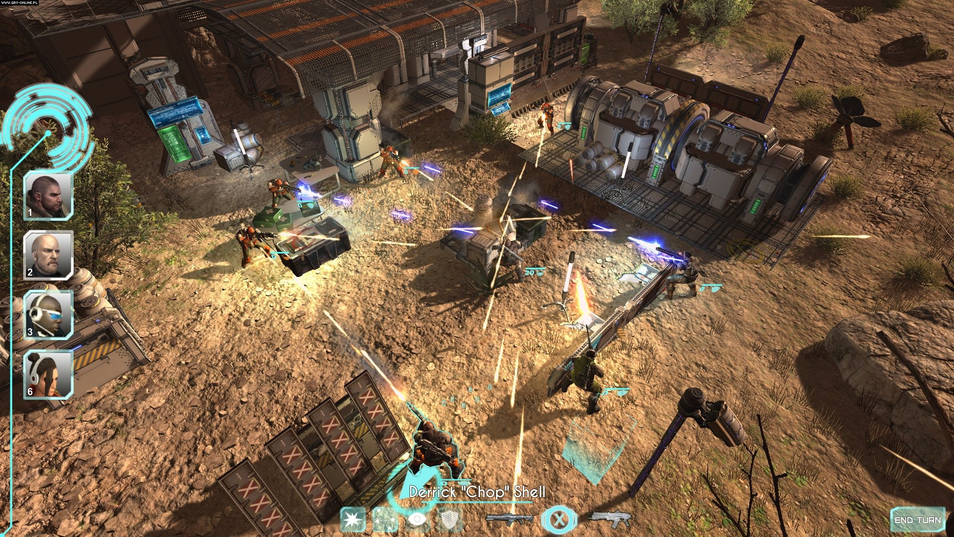Shock Tactics PC Games Image 7/9, Point Blank Games, EuroVideo Medien