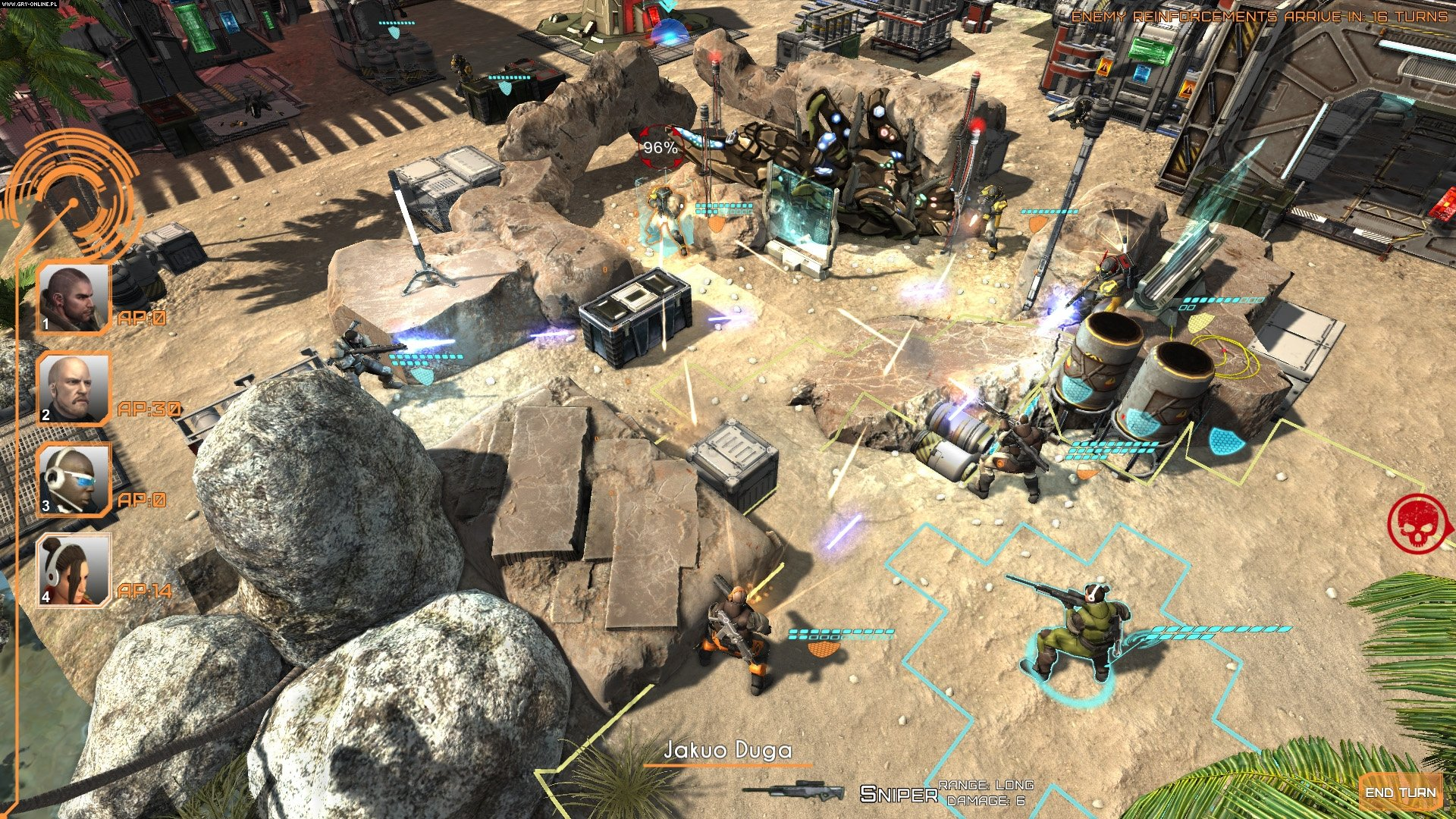 Shock Tactics PC Games Image 6/9, Point Blank Games, EuroVideo Medien