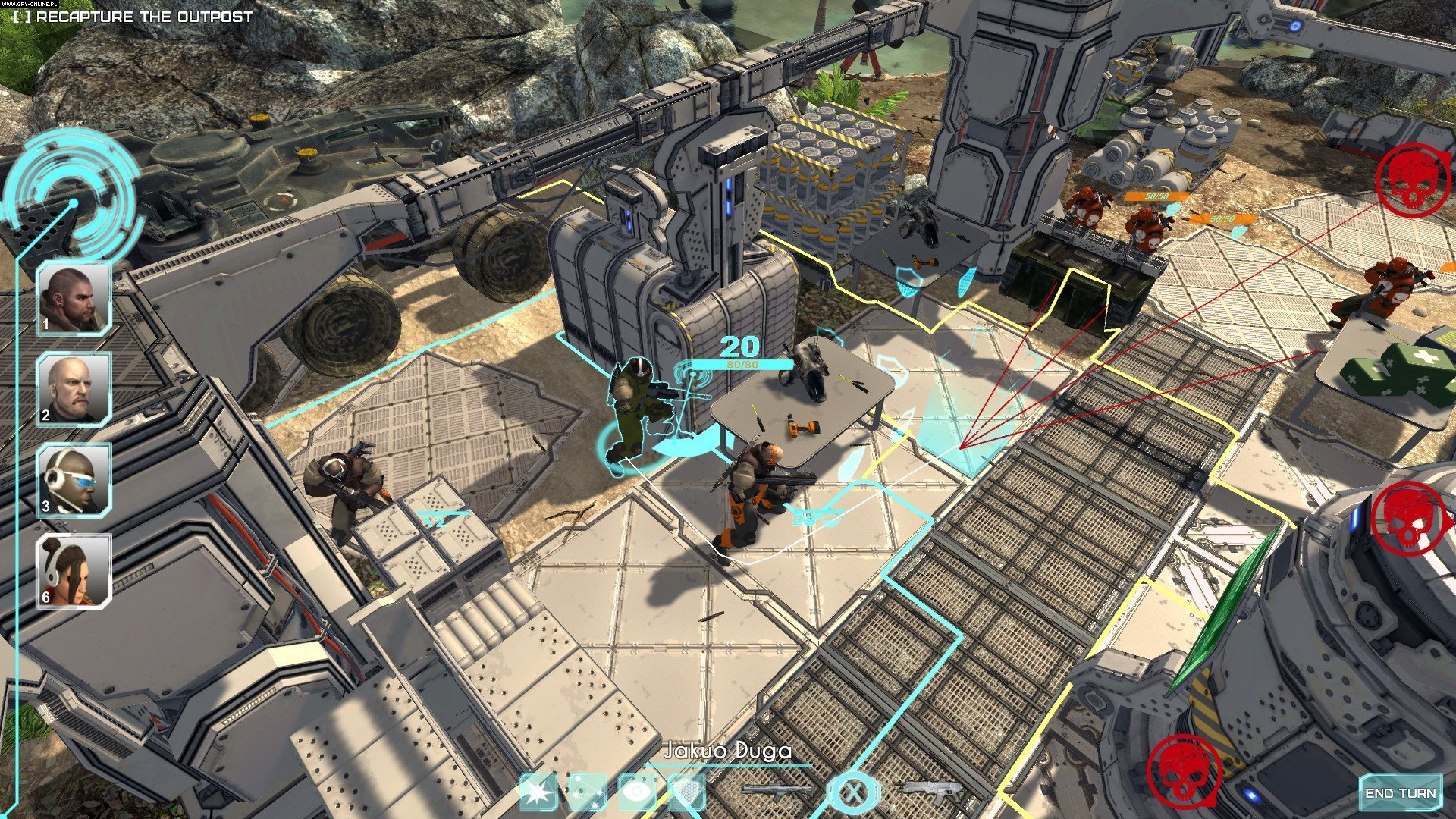 Shock Tactics PC Games Image 5/9, Point Blank Games, EuroVideo Medien