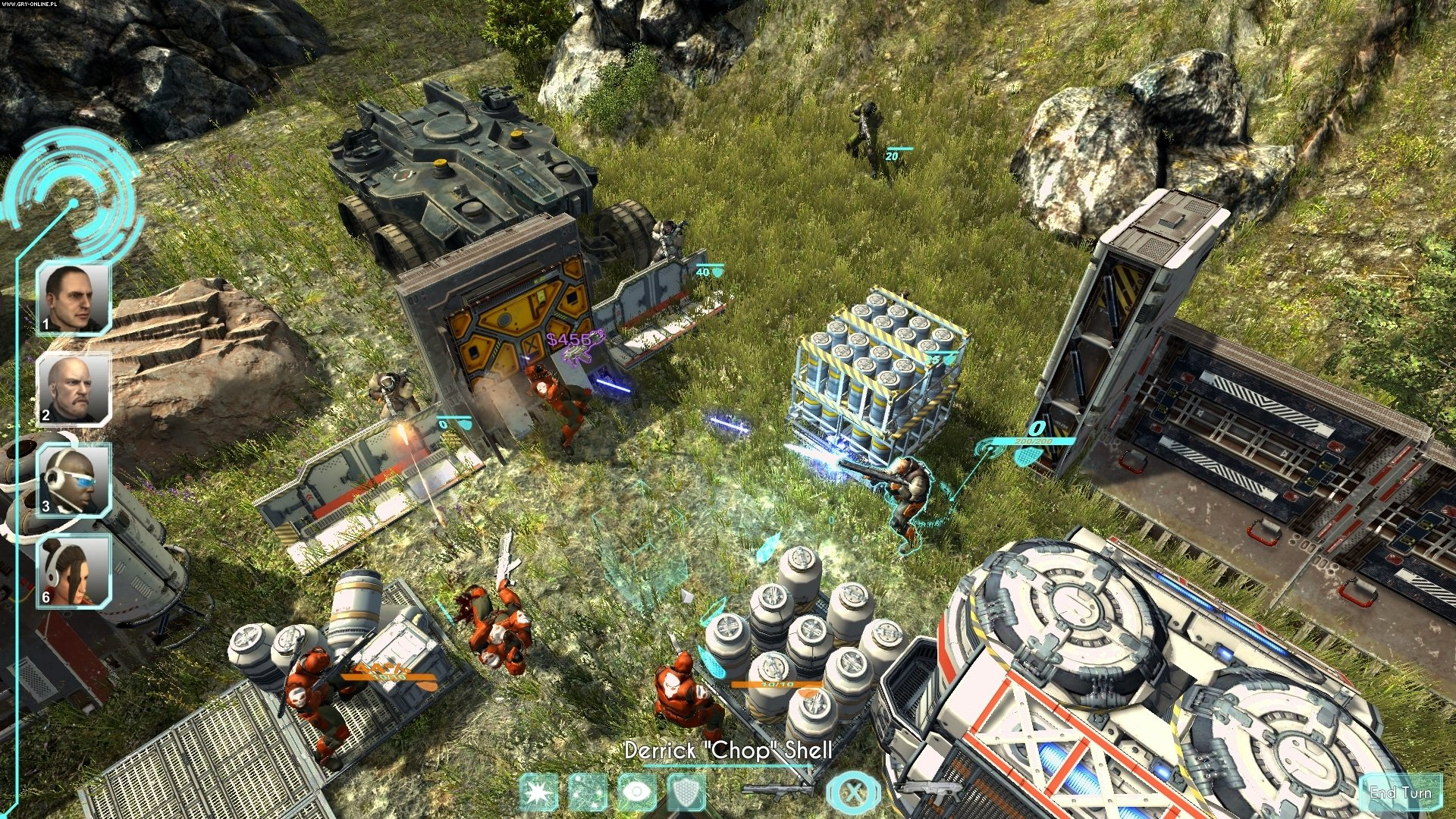 Shock Tactics PC Games Image 3/9, Point Blank Games, EuroVideo Medien