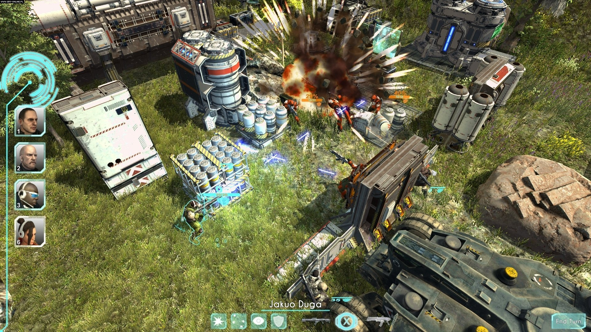 Shock Tactics PC Games Image 2/9, Point Blank Games, EuroVideo Medien