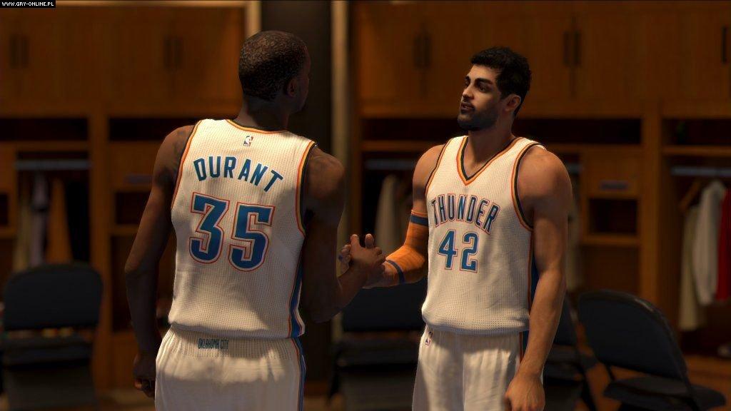 NBA 2K15 - screenshots gallery - screenshot 11/56 - gamepressure.com