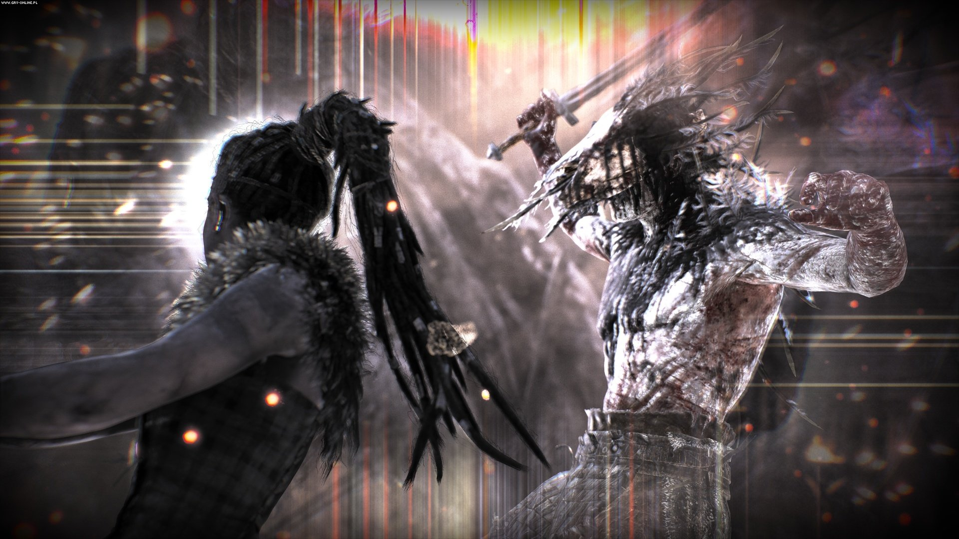 Hellblade: Senua's Sacrifice PC, PS4, XONE Gry Screen 7/17, Ninja Theory