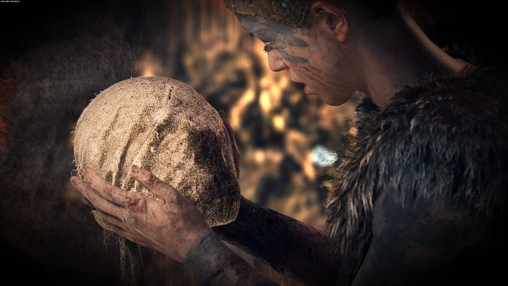 Hellblade: Senua's Sacrifice PS4, PC Gry Screen 6/17, Ninja Theory
