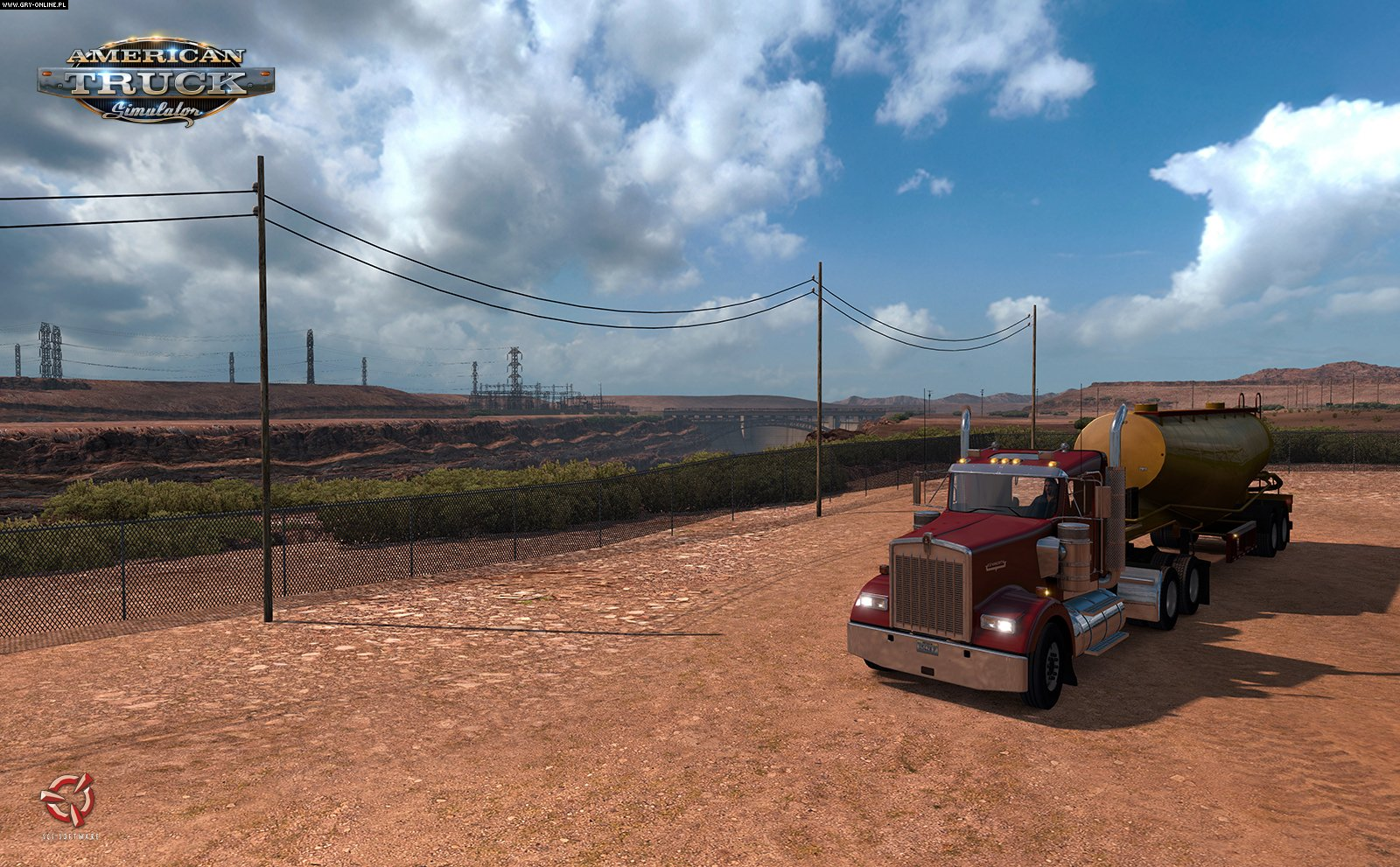 American Truck Simulator PC Gry Screen 2/68, SCS Software, IMGN.PRO
