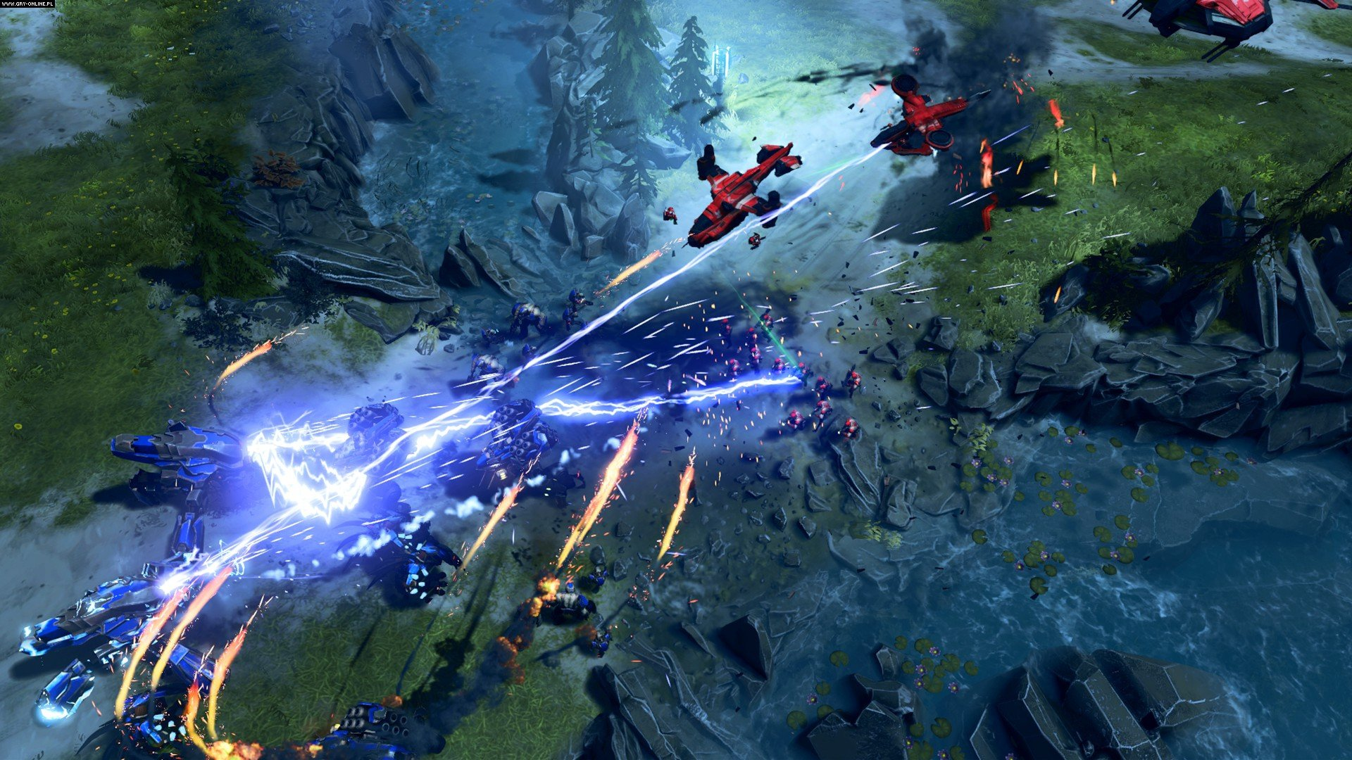 Halo Wars 2 PC, XONE Games Image 6/18, Creative Assembly, THQ Nordic / Nordic Games
