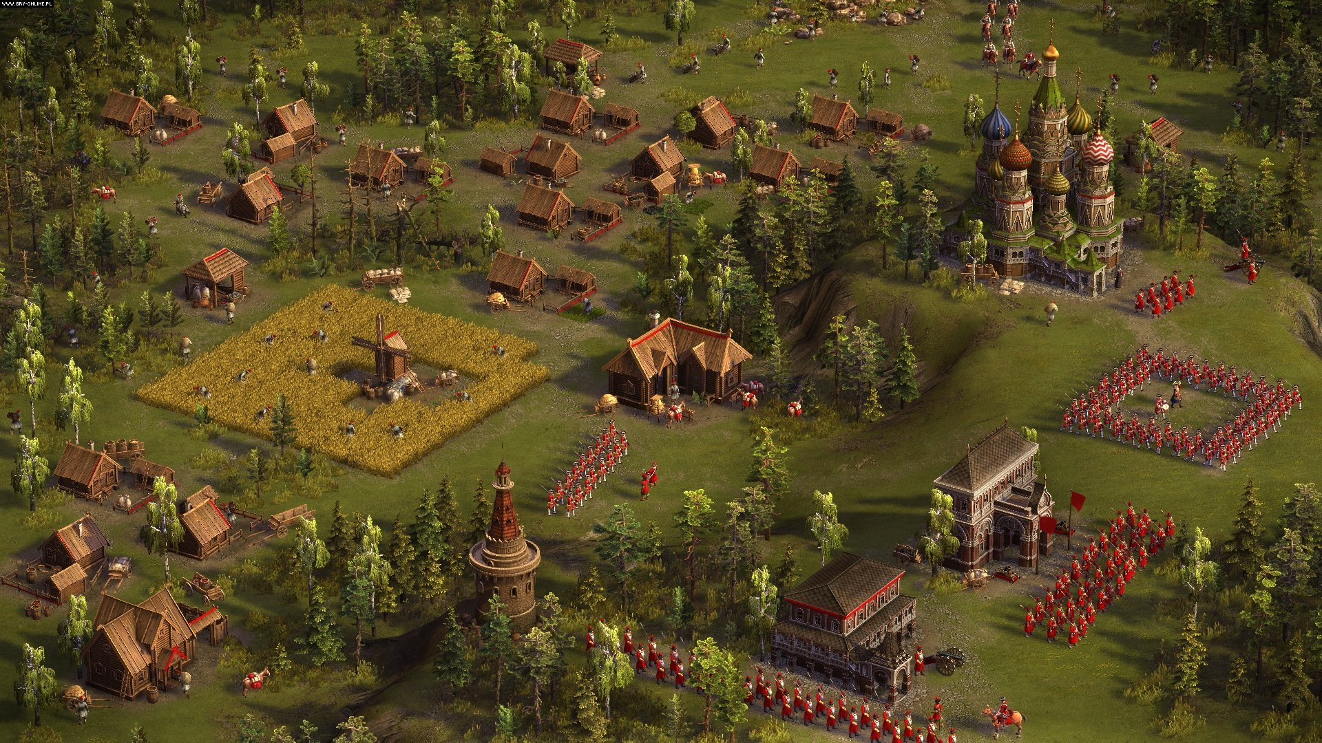 Cossacks 3 PC Games Image 12/20, GSC Game World, GSC World Publishing