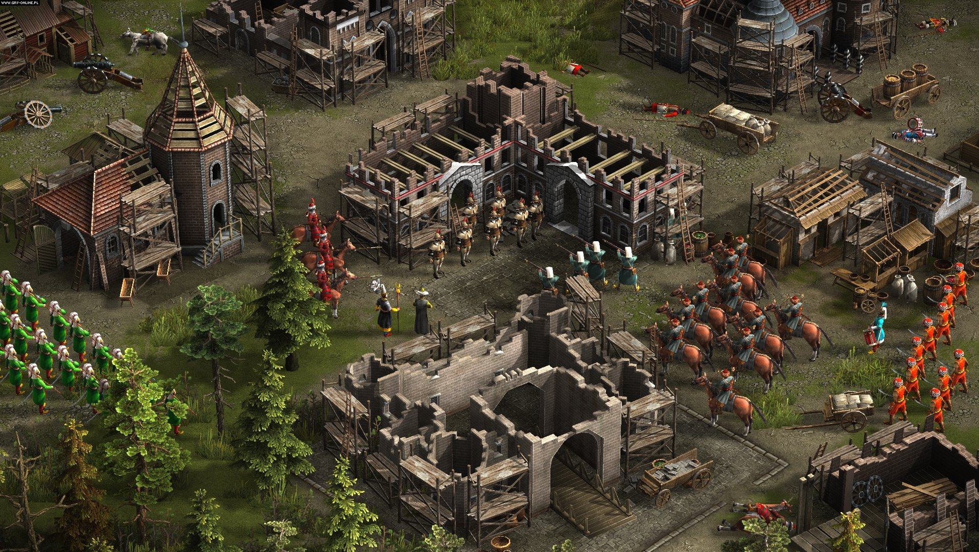Cossacks 3 PC Games Image 11/20, GSC Game World, GSC World Publishing