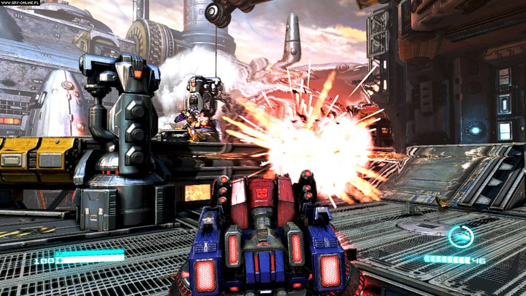 Transformers: Upadek Cybertronu PC, X360, PS3 Gry Screen 45/136, High Moon Studios, Activision Blizzard