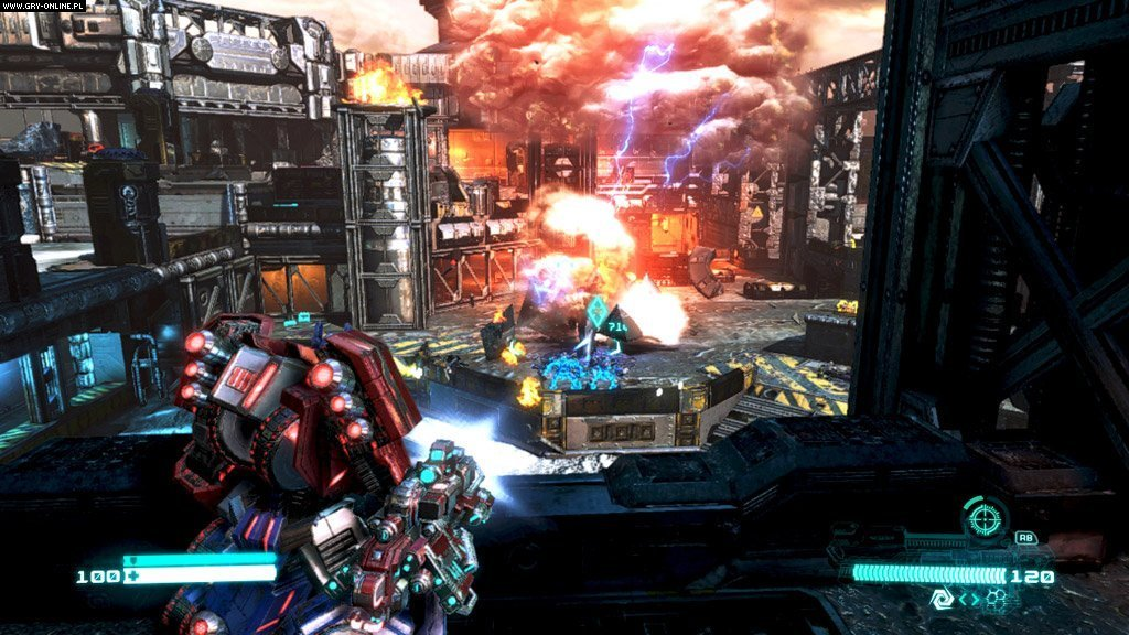 Transformers: Upadek Cybertronu PC, X360, PS3 Gry Screen 33/136, High Moon Studios, Activision Blizzard