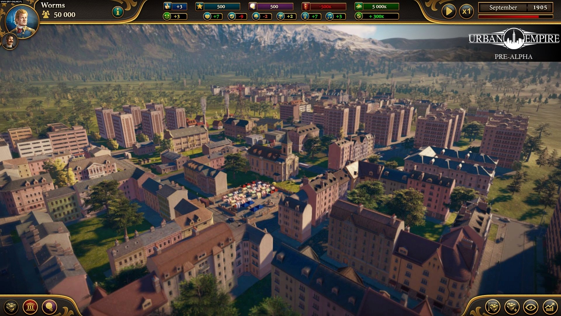 Urban Empire PC Gry Screen 6/6, Reborn Games, Kalypso Media