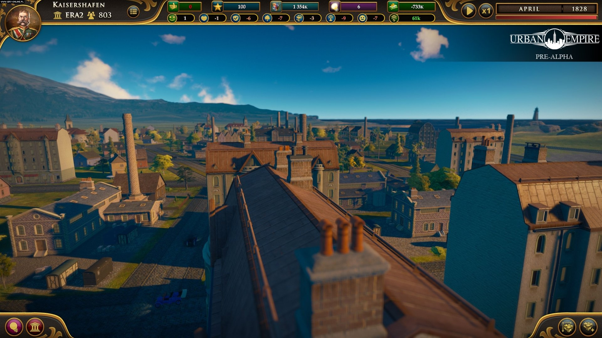 Urban Empire PC Gry Screen 4/6, Reborn Games, Kalypso Media