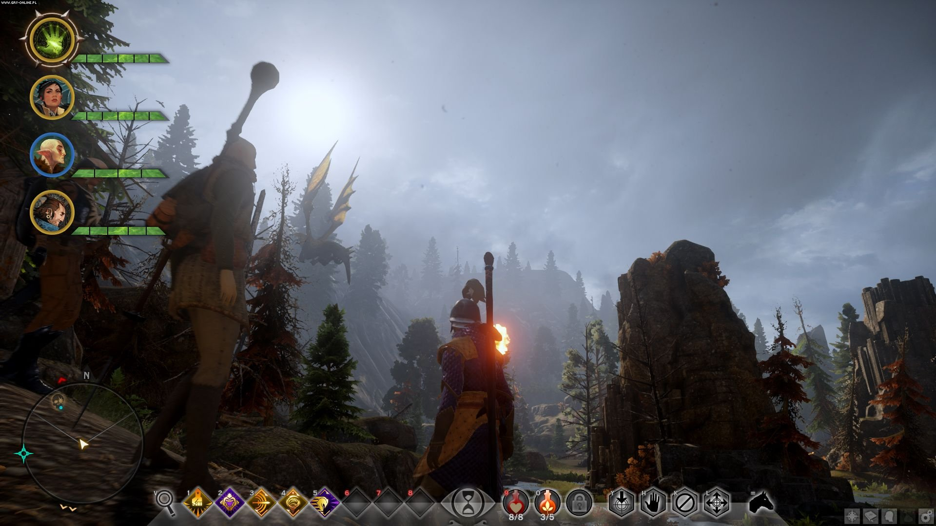 Dragon Age: Inquisition PC, X360, PS3 Games Image 6/225, BioWare Corporation, Electronic Arts Inc.