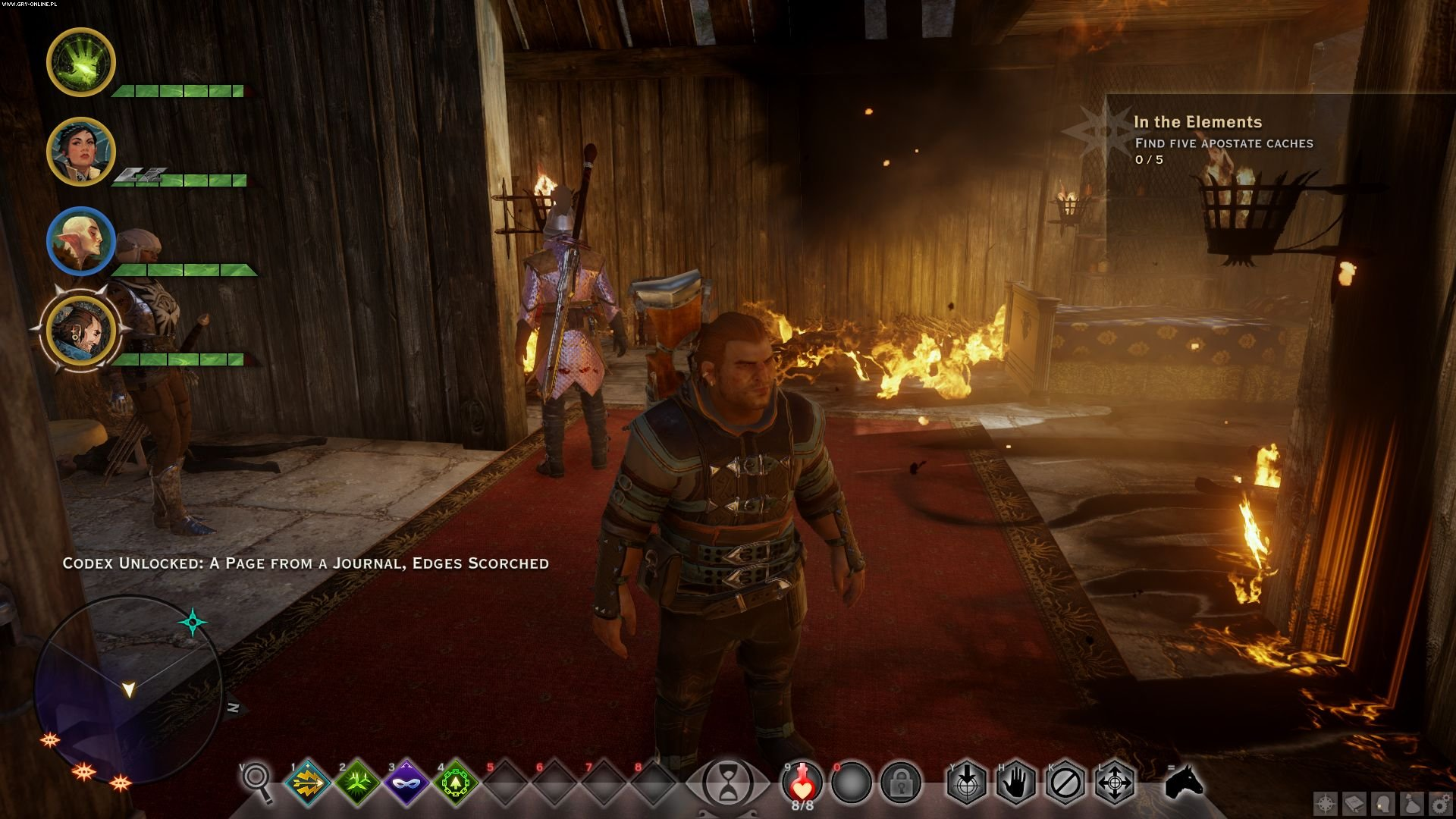 Dragon Age: Inquisition PC, X360, PS3 Games Image 5/225, BioWare Corporation, Electronic Arts Inc.