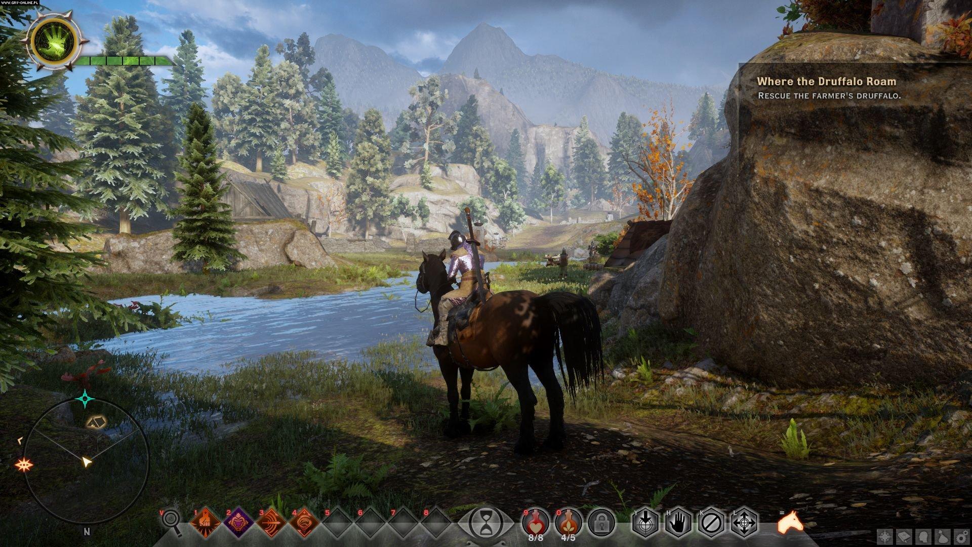 Dragon Age: Inquisition PC, X360, PS3 Games Image 3/225, BioWare Corporation, Electronic Arts Inc.