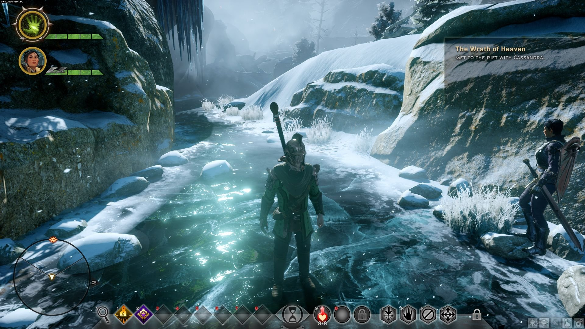 Dragon Age: Inquisition PC, X360, PS3 Games Image 2/225, BioWare Corporation, Electronic Arts Inc.