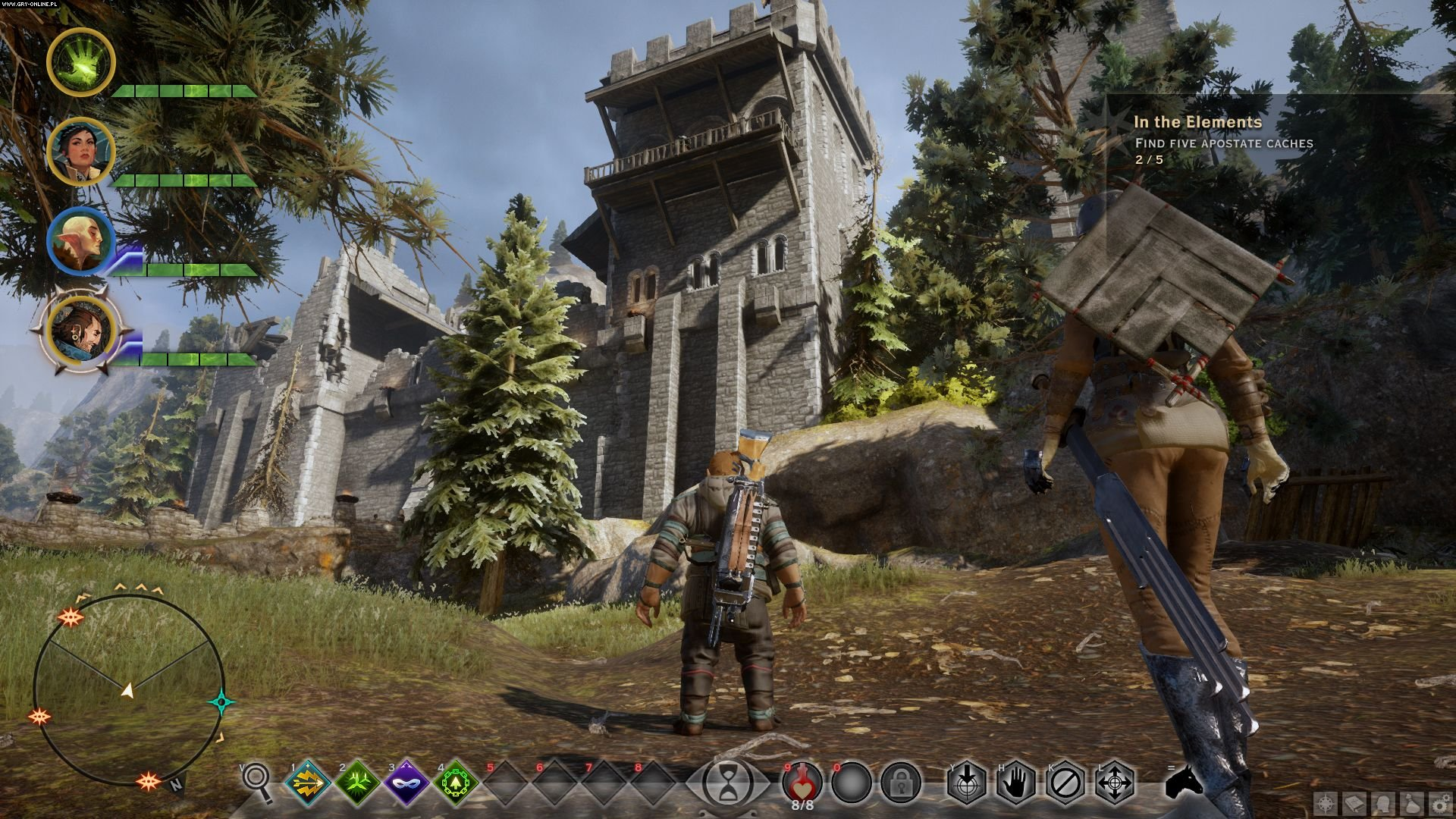 Dragon Age: Inkwizycja PC, X360, PS3 Gry Screen 1/225, BioWare Corporation, Electronic Arts Inc.