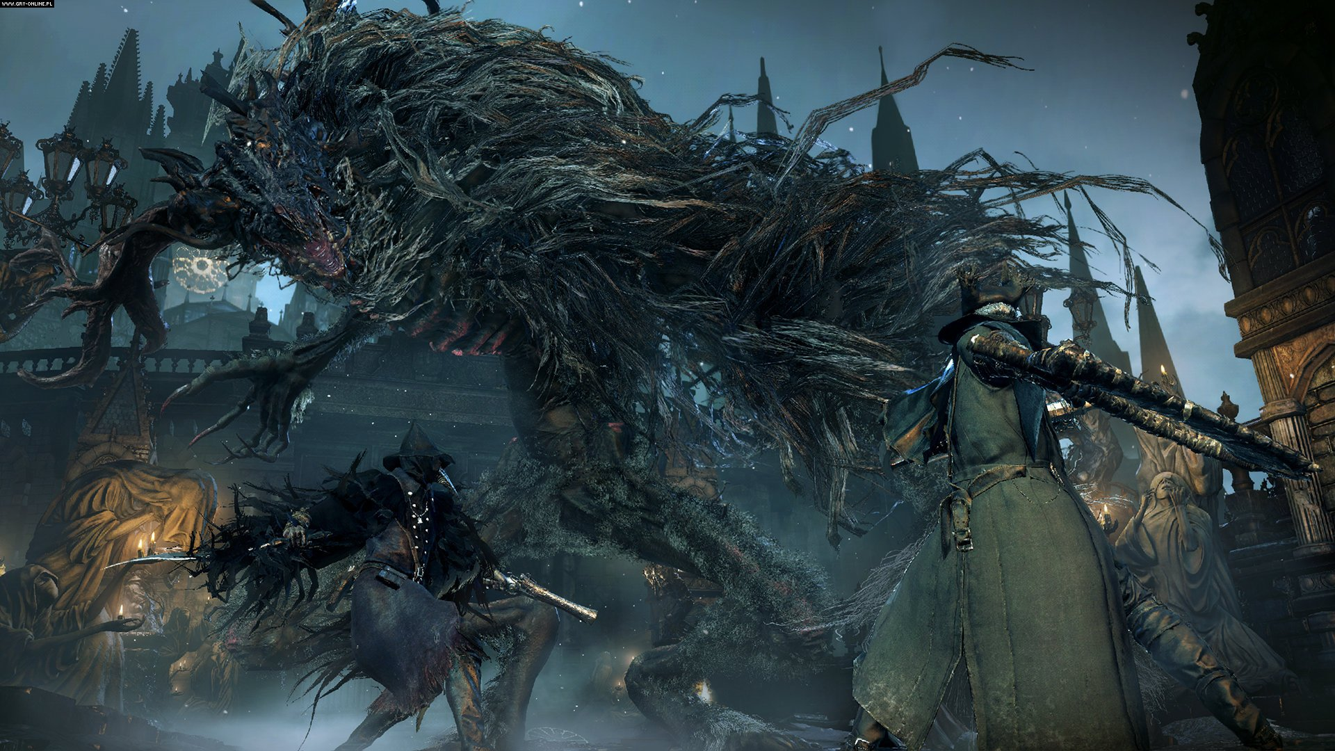 Bloodborne PS4,
