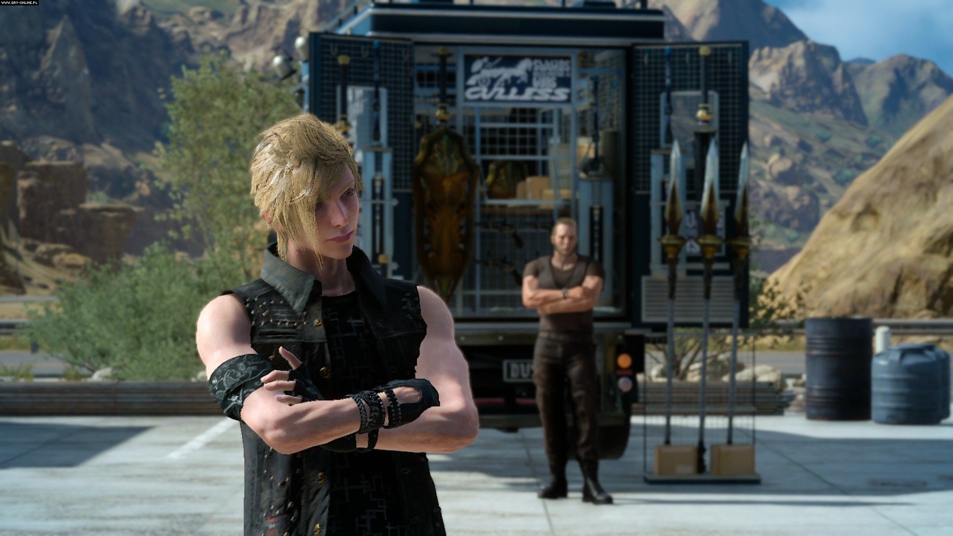 Final Fantasy XV PS4, XONE Gry Screen 275/393, Square-Enix / Eidos