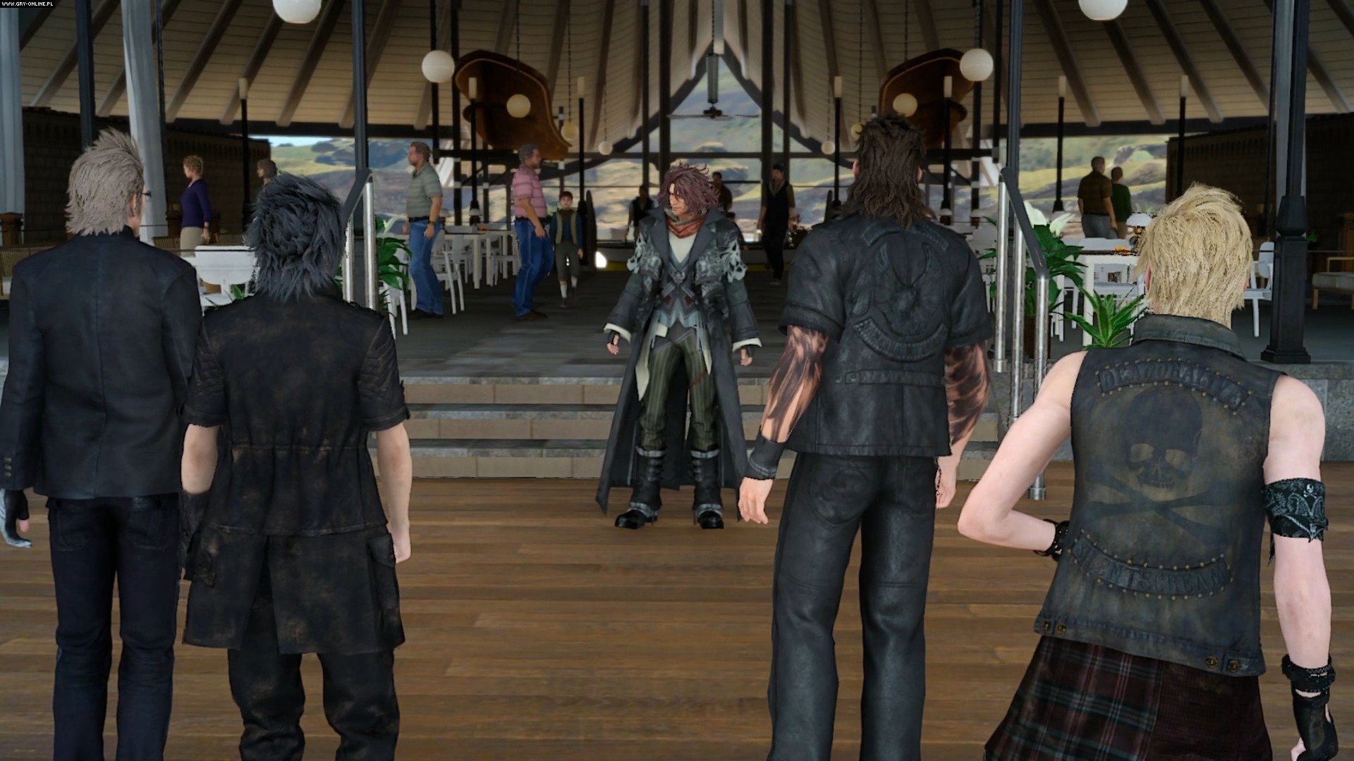 Final Fantasy XV PS4, XONE Gry Screen 262/393, Square-Enix / Eidos
