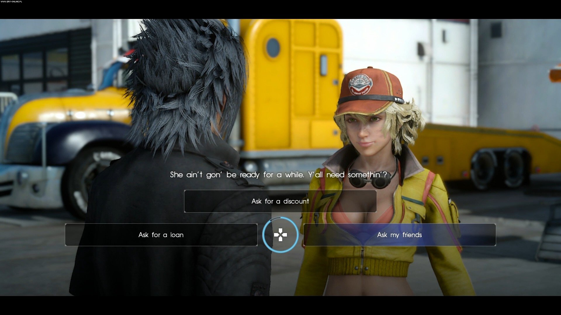 Final Fantasy XV PS4, XONE Gry Screen 256/393, Square-Enix / Eidos