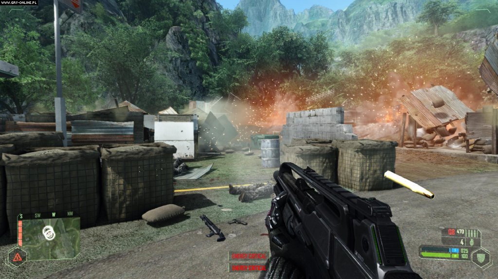 Crysis PC Gry Screen 13/60, Crytek, Electronic Arts Inc.