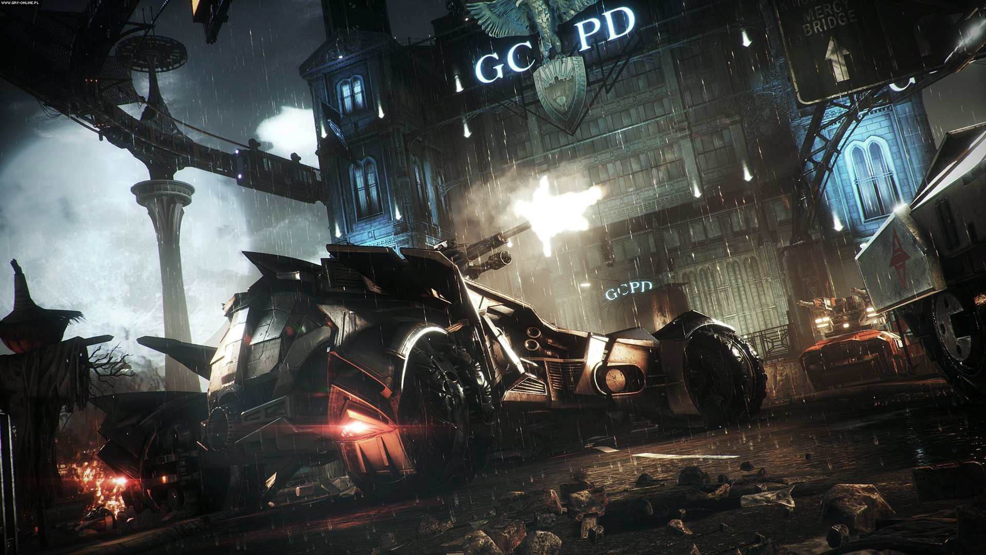 Batman: Arkham Knight PC, PS4, XONE Games Image 4/63, RockSteady Studios, Warner Bros. Interactive Entertainment
